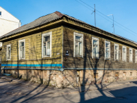 , st Vyborgskaya, house 18. Apartment house