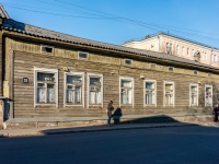 , Vyborgskaya st, house 20. Apartment house