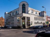 Выборг, улица Выборгская, дом 23А. офисное здание