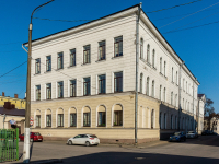 , st Vyborgskaya, house 30. governing bodies