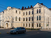 , st Vyborgskaya, house 34. school