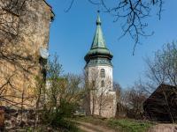 ", sample of architecture ""Башня Ратуши"", Vyborgskaya st, house 15"