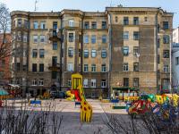 Выборг, Ленинградский проспект, дом 12. многоквартирный дом