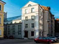 , Leningradskiy avenue, house 14. Apartment house
