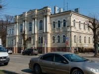 Выборг, Ленинградский проспект, дом 15. офисное здание
