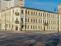 , Leningradskiy avenue, house 16. Apartment house