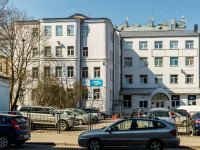 , Leningradskiy avenue, house 17. office building
