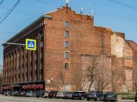 , Leningradskiy avenue, house 19. hotel