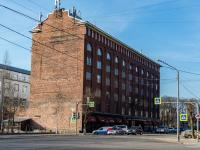 Выборг, Ленинградский проспект, дом 19. гостиница (отель)