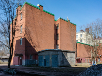 , Dimitrov st, house 9. Apartment house