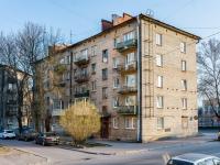 , Zheleznodorozhnaya st, house 15. Apartment house