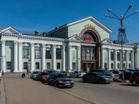 , st Zheleznodorozhnaya, house 8. railway station
