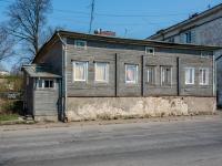 , st Krasin, house 2. Apartment house