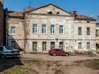 , st Krasnoarmeyskaya, house 7. Apartment house