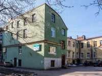 , st Krasnoarmeyskaya, house 16. Apartment house