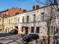 Выборг, улица Красноармейская, дом 16. многоквартирный дом