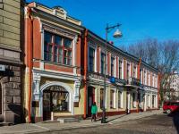 , Krasnoarmeyskaya st, 房屋 17. 餐厅