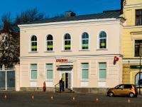 , Krasnoarmeyskaya st, house 20. office building