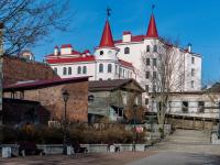 , Krasnoflotskaya st, house 4. Apartment house