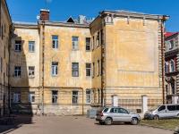 , Krepostnaya st, house 1. Apartment house