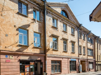 , Krepostnaya st, 房屋 12. 公寓楼
