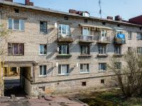 , Krepostnaya st, house 19. Apartment house
