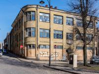 Выборг, улица Крепостная, дом 24. неиспользуемое здание