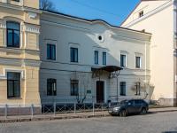 , Krepostnaya st, house 25/27. governing bodies