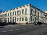, 管理机关 Администрация города Выборга, Krepostnaya st, 房屋 33