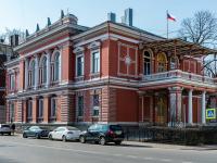 , governing bodies Совет депутатов, Krepostnaya st, house 35