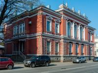 , Krepostnaya st, 房屋35