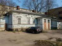 , Krepostnaya st, 房屋 40Б. 公寓楼