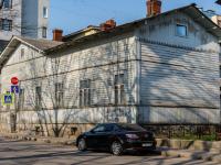 Выборг, улица Крепостная, дом 42А. неиспользуемое здание