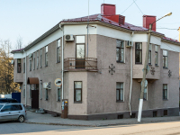 , st Kuybyshev, house 13. office building