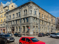 , Lenin avenue, house 8А. Apartment house