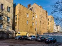 Выборг, Ленина проспект, дом 10. офисное здание