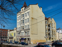 , avenue Lenin, house 16. Apartment house