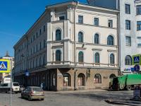 Выборг, Ленина проспект, дом 22. многоквартирный дом