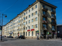 , Lenin avenue, 房屋 28. 公寓楼