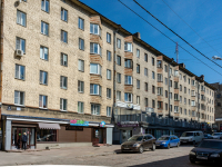, st Mira, house 4. Apartment house