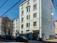 , st Mira, house 10. Apartment house