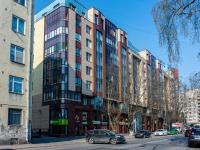 , Moskovsky avenue, house 9Г. Apartment house