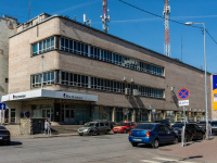 , Moskovsky avenue, house 26. office building