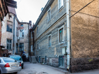 , Nekrasov st, house 1. Apartment house