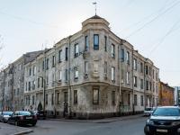 , st Nekrasov, house 3. Apartment house
