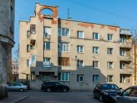 , Nekrasov st, 房屋 4. 公寓楼