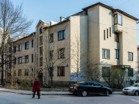, Nekrasov st, house 7. Apartment house