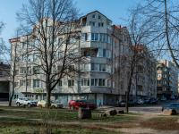 , Nekrasov st, 房屋 9. 公寓楼