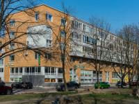 , st Nekrasov, house 11. Apartment house