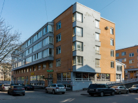 , Nekrasov st, 房屋 11. 公寓楼